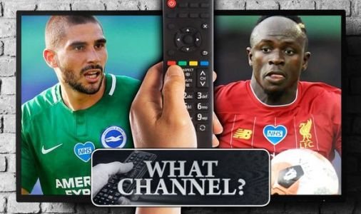 What channel is Brighton vs Liverpool on? TV and live stream info for Premier League match