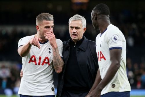 Toby Alderweireld says 'unhappy' Tottenham player may be behind dressing room unrest claims