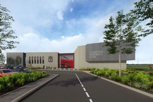 Liverpool release images of new state-of-the-art training ground uniting first-team and Academy