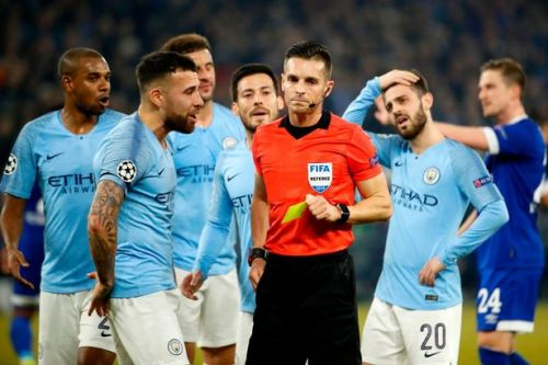 Why VAR decision in Schalke vs Man City may be ILLEGAL - according to UEFA's own rules