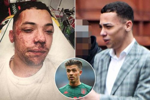 Troll who taunted Jack Grealish over dead baby brother fractures skull after being hit by car