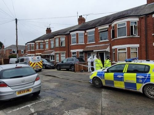 Man and girl, 8, die in house fire in Hull