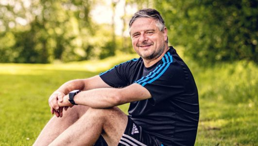 Footballers' Lives with Raymond Crangle: One fan told me he hoped I would die on the pitch but it was abuse of my daughter that almost made me quit