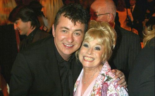 Shane Richie says Barbara Windsor's eyes are 'still sparkling' despite dementia diagnosis