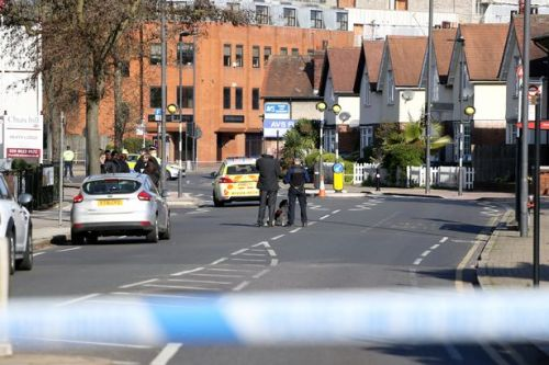 Pinner murder: Man opening newsagent stabbed to death during violent robbery