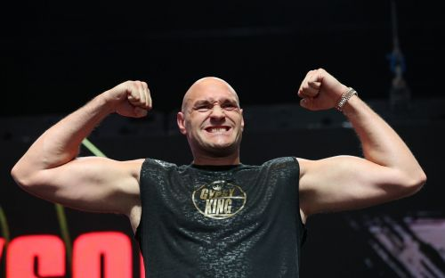 Tyson Fury: Take me off Sports Personality shortlist