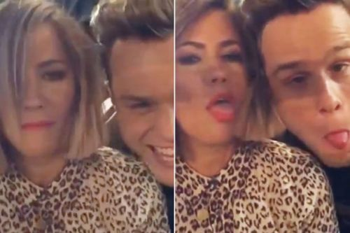 Olly Murs looks back on 'amazing' Caroline Flack friendship by sharing unseen video