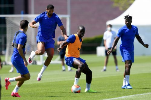 Chelsea given green light for friendly games ahead of restart