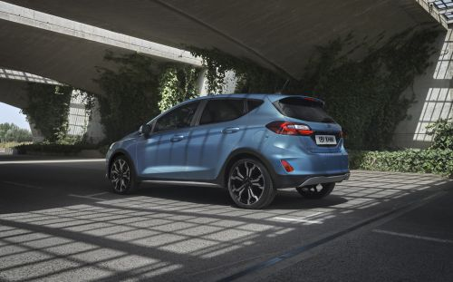 Ford Fiesta updated with revised styling and engine upgrades