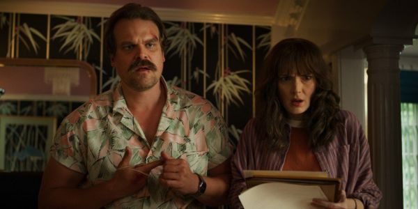 Stranger Things 'spin-off could look into Hopper's backstory'