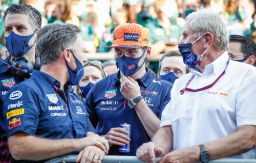Horner on how Red Bull pinched Max from Mercedes
