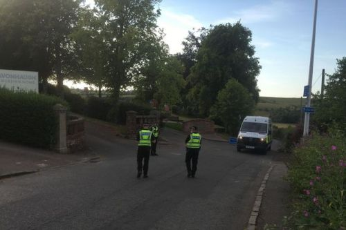 Child dies in drowning tragedy at South Lanarkshire park