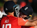 Eoin Morgan powers England to T20 series victory in South Africa