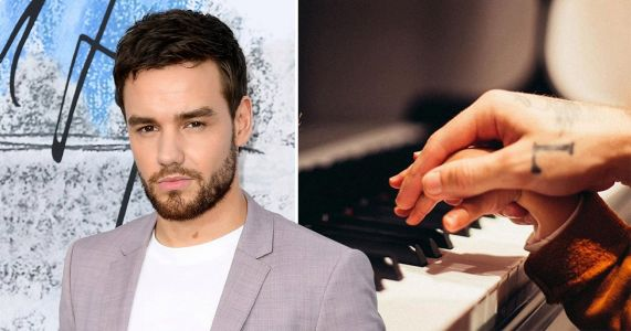Liam tried to make us forget about his 'nudes' with a photo of his son Bear