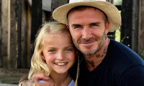David Beckham sends adorable good luck message to 11-year-old The Voice Kids contestant Lilia Slattery