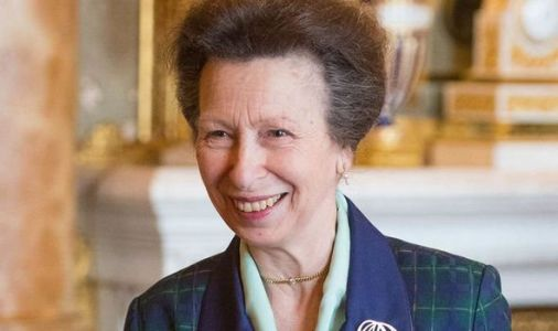 Princess Anne in historic first as hard-working royal undergoes behind scenes engagement