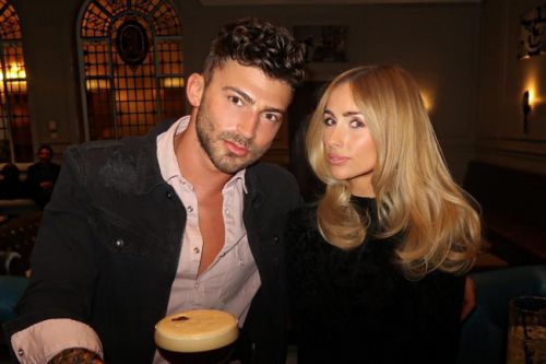 Dancing On Ice winner Jake Quickenden 'SPLITS' from fiancee Danielle Fogarty - seven months after proposing