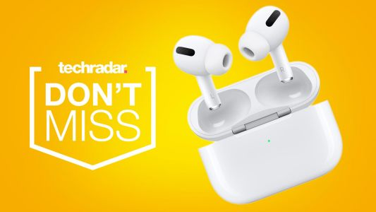 Black Friday AirPods deals: prices drop even further on Apple's wireless earbuds