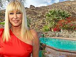 Three's Compamy star Suzanne Somers, 74, lists her massive Palm Springs mansion