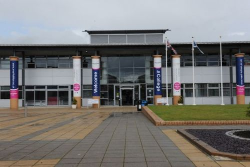 Students at West Lothain College are being offered mental health support