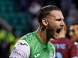 Hibernian fight back to salvage draw in Europa Conference League qualifier against Rijeka