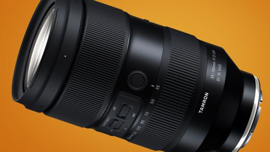 Tamron is making the ultimate travel zoom lens for Sony mirrorless cameras