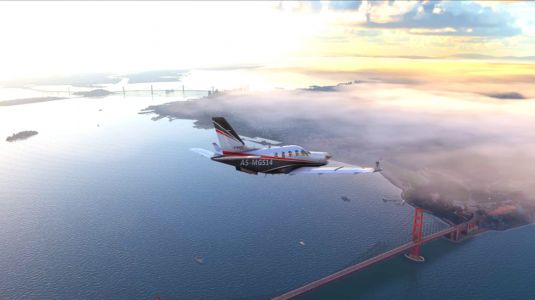 You can fly to your house in Microsoft Flight Simulator 2020, alpha starting this month