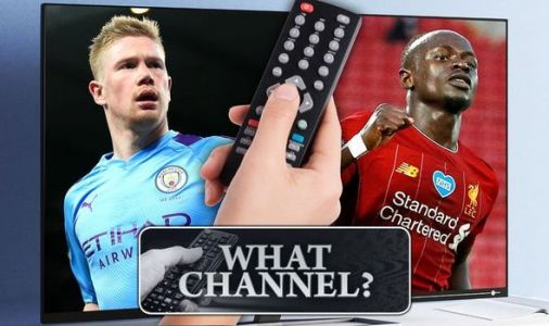 What channel is Man City vs Liverpool on? TV, live stream info for Premier League match