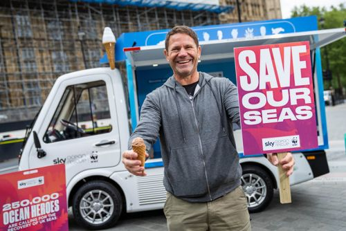 Steve Backshall: Technology can help with climate change, but isn't a magic bullet
