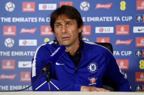 Antonio Conte provides update on Chelsea future ahead of FA Cup final with Manchester United