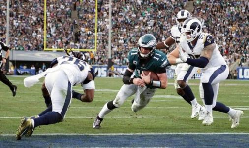 Rams vs Eagles LIVE stream: How to watch NFL Sunday Night Football online or on TV