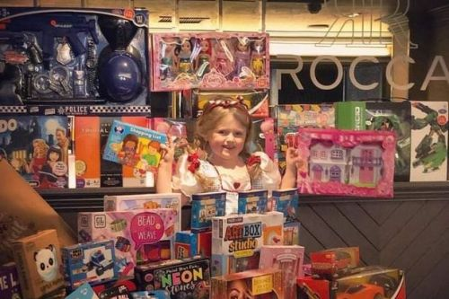 Donations needed for Christmas Toy Appeal for Lanarkshire's underprivileged children