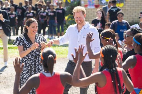 Prince Harry and Meghan Markle's Africa tour cost taxpayers £245,000, accounts show
