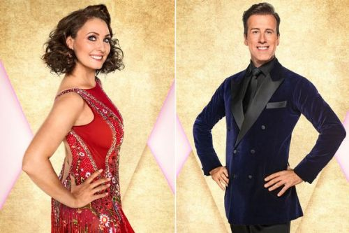Strictly's Emma Barton and Anton Du Beke's sizzling chemistry down to 'loving each other'
