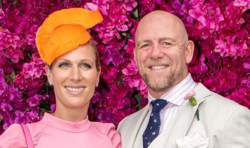 Zara Tindall latest: Mike Tindall shares rare view in heartfelt video message