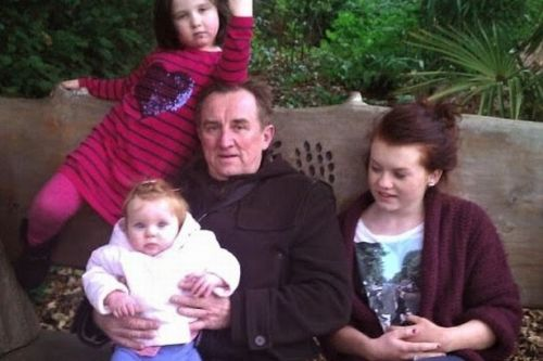 Heartbroken woman begs locals to stay home after her dad's tragic death