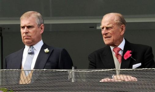 Prince Philip fury: Duke 'told Prince Andrew to take your punishment' after BBC interview