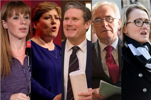 Who will be the next Labour leader if Jeremy Corbyn stands down?