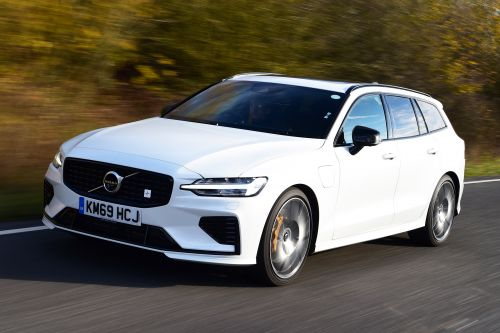 New Volvo V60 Polestar Engineered 2019 review