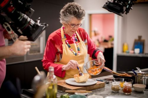 Great British Bake Off's Prue Leith reveals what Paul Hollywood's really like on set