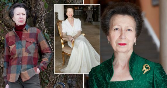New photos of Princess Anne as she celebrates her 70th birthday