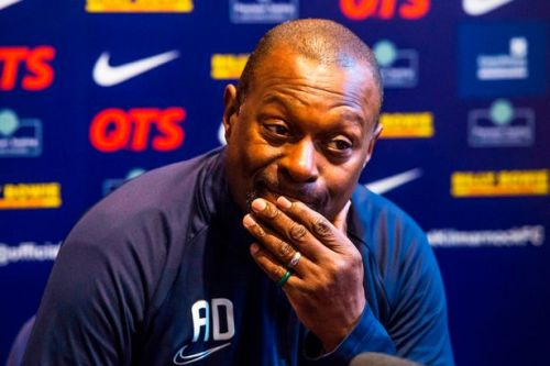 Alex Dyer on his horrifying pandemic reality as Kilmarnock boss opens up
