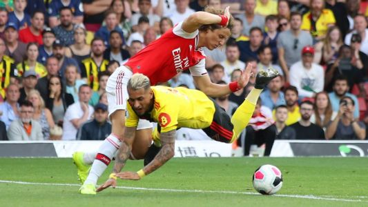 Arsenal slump to draw at Watford thanks to 5/10 David Luiz, Matteo Guendouzi