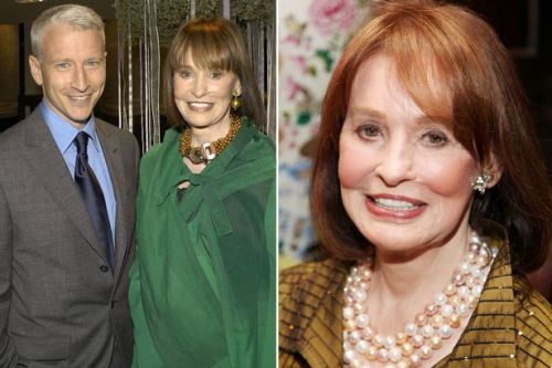 Gloria Vanderbilt dead aged 95: Fashion icon and socialite dies after colourful life