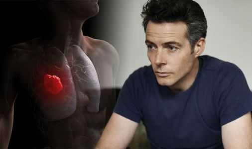 Lung cancer symptoms: The sitting down test that could signal the deadly disease