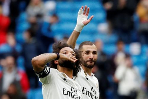 Real Madrid's Marcelo responds to rumours of Cristiano Ronaldo reunion at Juventus