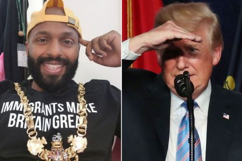 Magid Magid wins: Ex Sheffield Mayor who banned Trump from city wins EU election