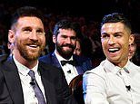 Lionel Messi hopes Cristiano Ronaldo will be able to play for Juventus in Champions League clash