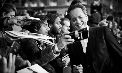 Richard E. Grant had the most amazing reaction to his Oscar nomination - see it here