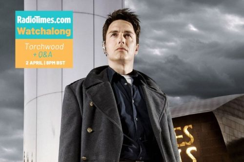 Torchwood: Join our Captain Jack Harkness live chat with John Barrowman